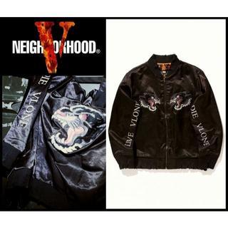 NEIGHBORHOOD - 未使用 伊勢丹限定 ネイバーフッド ヴィローン 19SS スーベニア ジャケット