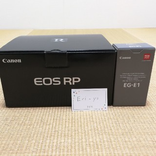 Canon - 新品最安値!Canon EOS RPボディ(ゴールド) 新品未使用品