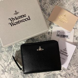 Vivienne Westwood - 新品 Vivienne Westwood レザーコインケース ラウンド財布