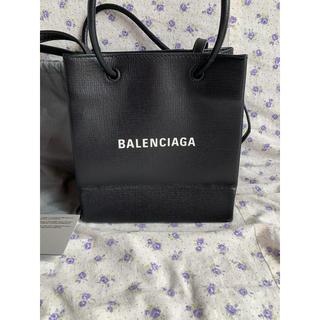 BALENCIAGA BAG - BALENCIAGA バレンシアガ ショッピングトート xxs 新品 送料無料