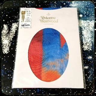 Vivienne Westwood - 新品・ユニオンジャック・タイツ