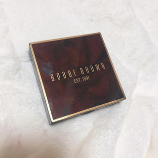 ボビイブラウン(BOBBI BROWN)のボビーブラウン シマーブリック コパーダイアモンド アイシャドウ フェイスパウダ(フェイスカラー)