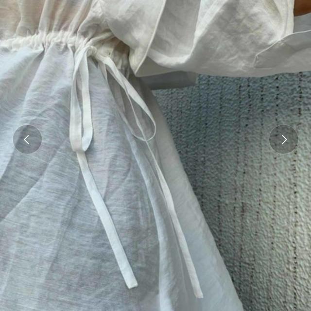 Kastane(カスタネ)のパイピングフラップ付きブラウス レディースのトップス(シャツ/ブラウス(長袖/七分))の商品写真