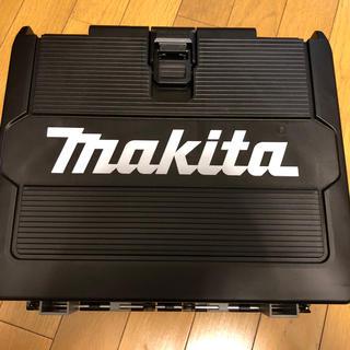 マキタ(Makita)のマキタ 充電式インパクトドライバ 18V TD170DRGXB 新品未使用(工具/メンテナンス)