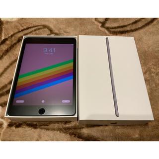 【美品】iPad mini 5 2019モデル 64GB  Wi-Fiモデル(タブレット)