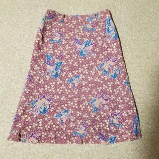 ビバユー(VIVAYOU)のVIVAYOU/ビバユー 和柄スカート(ひざ丈スカート)