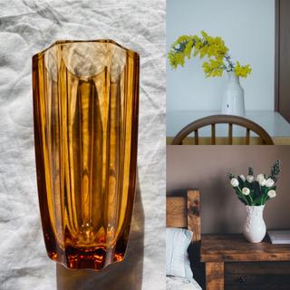 Baccarat - 飴色の花瓶