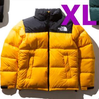 THE NORTH FACE - Nuptse Jacket ヌプシジャケット イエロー 黄色 ND91841