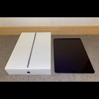 アップル(Apple)のiPad Air3 Wi-fi 64GB スペースグレイ MUUJ2J/A(タブレット)