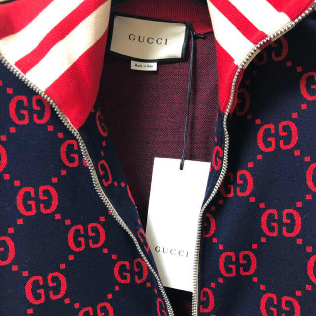 Gucci(グッチ)のグッチ ジャージ 上 メンズのトップス(ジャージ)の商品写真