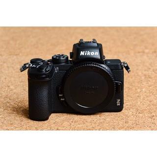美品 Nikon Z 50 ボディ レンズ無し