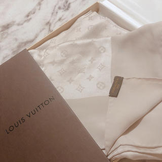 LOUIS VUITTON - 【LUISVUITTON】スカーフ ストール