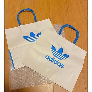 アディダス(adidas)のアディダス 紙袋(ショップ袋)