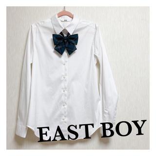 EASTBOY - イーストボーイ❤️制服用チェックリボン