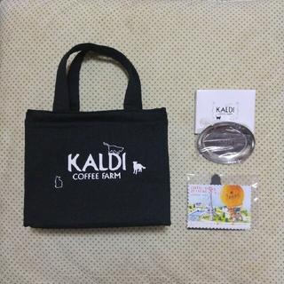 KALDI - カルディ ネコの日 バッグ