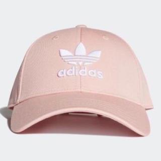 adidas - アディダス キャップ ピンク 60cm