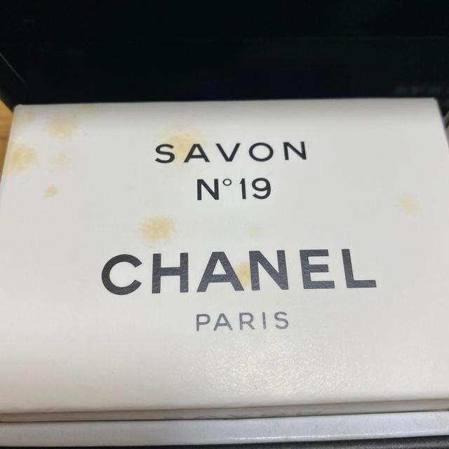 CHANEL(シャネル)のCHANEL SAVON コスメ/美容のボディケア(ボディソープ/石鹸)の商品写真