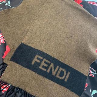 FENDI - 値下げ FENDI マフラー ストール
