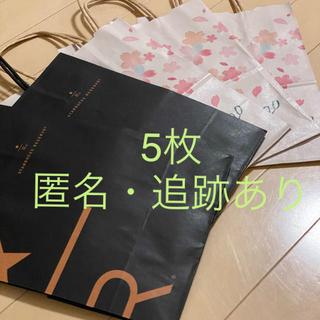 Starbucks Coffee - スターバックス リザーブ 桜 紙袋 5枚セット