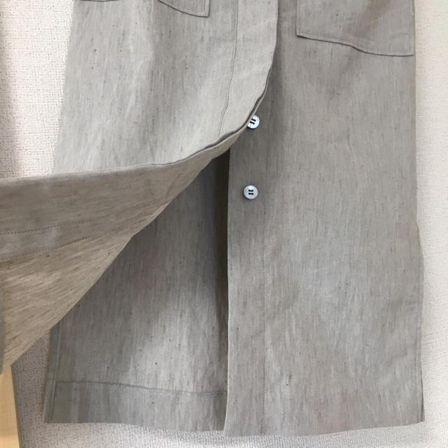 Noble(ノーブル)のii-dea 様専用ノーブル フロントボタンタイトスカート レディースのスカート(ひざ丈スカート)の商品写真