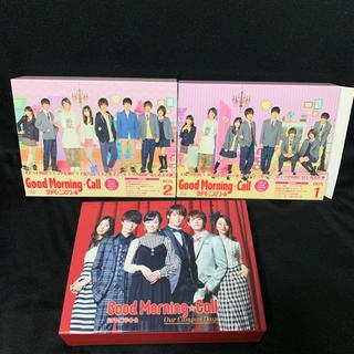 グッドモーニング・コール DVD-BOX1、2 、続編 3セット(TVドラマ)