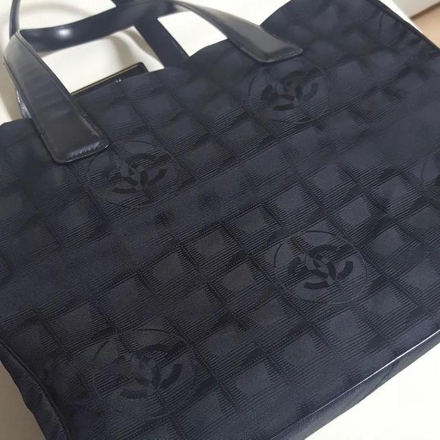 CHANEL(シャネル)のCHANEL ニュートラベルライン トートバッグ レディースのバッグ(トートバッグ)の商品写真