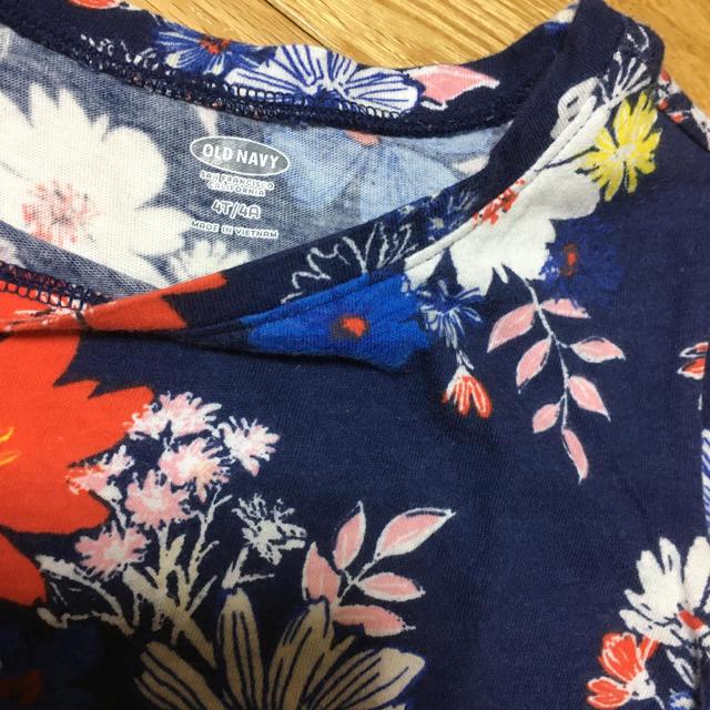 Old Navy(オールドネイビー)のOLD NAVY 親子コーデ ♡ キッズ/ベビー/マタニティのキッズ服女の子用(90cm~)(Tシャツ/カットソー)の商品写真