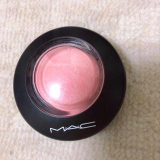 マック(MAC)のmac チーク(チーク)