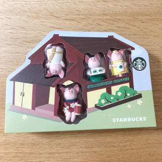 Starbucks Coffee - スターバックス コップクリップ フィギュア