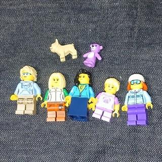 Lego - レゴ ミニフィグEセット
