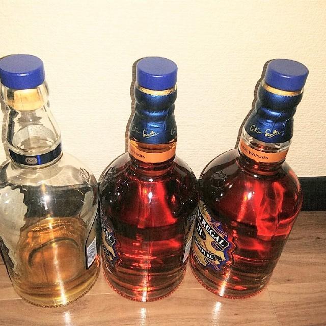 専用。きくた様シーバス18年×3 食品/飲料/酒の酒(ウイスキー)の商品写真