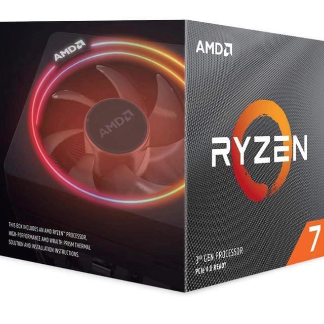 AMD Ryzen 7 3700X  スマホ/家電/カメラのPC/タブレット(PCパーツ)の商品写真