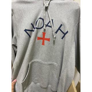 Supreme - noah core logo hoodie