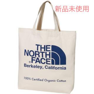 THE NORTH FACE - ノースフェイス オーガニックコットン トート NM81971-SO