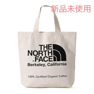 THE NORTH FACE - ノースフェイス オーガニックコットン トート NM81971-K