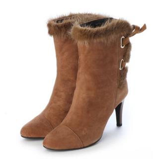 STRAWBERRY-FIELDS - 新品✨定価28600円 ストロベリーフィールズ ブーツ 24センチ 大特価