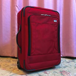 ビクトリノックス(VICTORINOX)のvictorinox ビクトリノックス スーツケース 赤 35L 2輪(旅行用品)