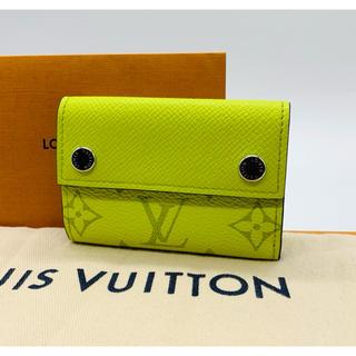 LOUIS VUITTON - ⭐️ 超美品 ルイ・ヴィトン タイガ コンパクトウォレット 折り財布