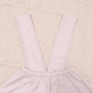 merry jenny - 人気完売色merry jenny フリルサスツイルロングスカート