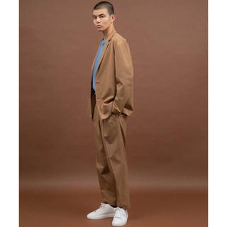 STUDIOUS - united tokyo 18aw セットアップ
