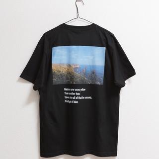 ユナイテッドアローズ(UNITED ARROWS)のOPTIMUSバッグプリントTシャツ(Tシャツ(半袖/袖なし))