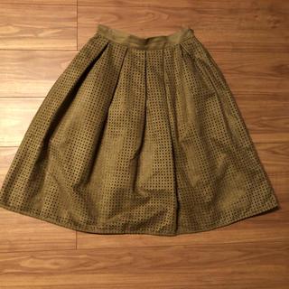 ELLE - ELLE スカート 38