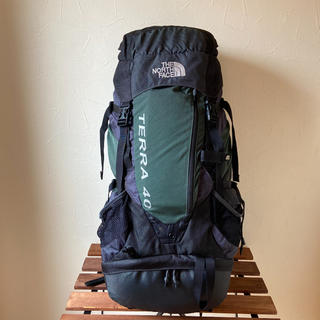 THE NORTH FACE - THE NORTH FACE TERRA 40