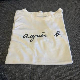 agnes b. - ロゴTシャツ💓