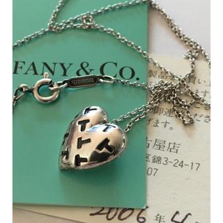 Tiffany & Co. - Tiffany シルバーネックレス  レア品