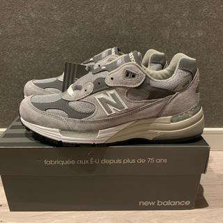 New Balance - newbalance  992 grey 27cm 新品未使用