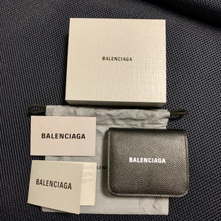 Balenciaga - BALENCIAGA バレンシアガ 二つ折り財布 新品未使用