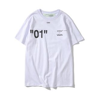 OFF-WHITE - OFF-WHITE オフホワイト Tシャツ サイズXL 01 白色