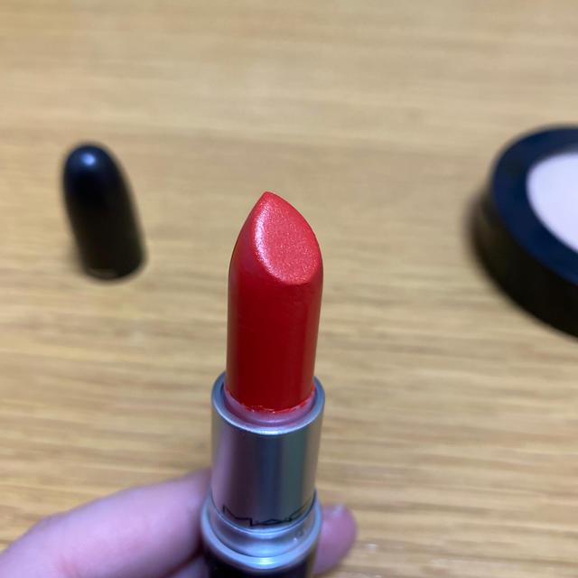 MAC(マック)のMAC リップ コスメ/美容のベースメイク/化粧品(リップグロス)の商品写真