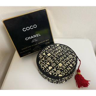CHANEL - 新品未使用! COCO CHANEL ポーチ